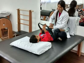Cinesioterapia Infantil